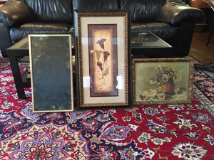 Various old and new paintings for Sale in Rockville, MD