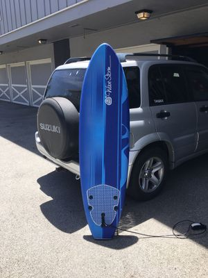"""6'5""""ish Soft top surfboard for Sale in Pacifica, CA"""