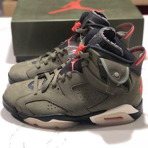 Jordan 6 Retro Travis Scott Size 10.5 for Sale in Rancho Cucamonga, CA