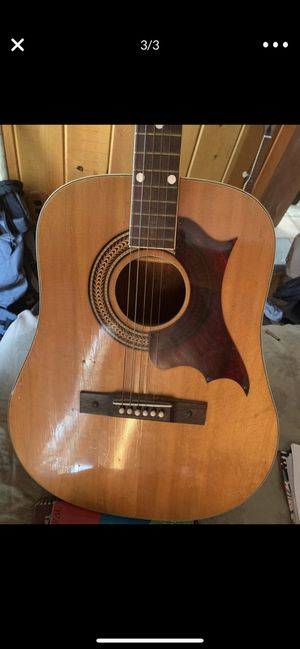 Kay model 6103 acoustic guitar for Sale in Concord, CA
