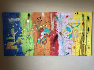 24x48 Canvas for Sale in Tampa, FL