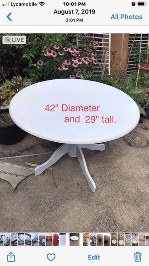 Kitchen table. for Sale in Des Plaines, IL