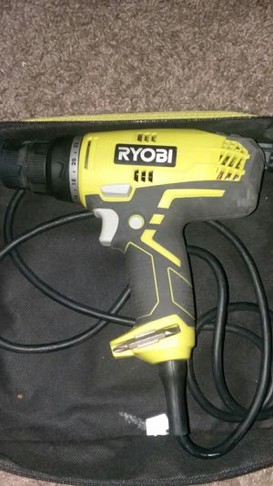 ryobi 3/8 inch compact clutchdriver for Sale in Des Moines, WA