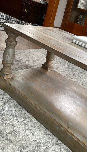 Farmhouse coffee table for Sale in Buffalo, NY