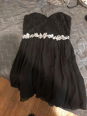 Black prom dress for Sale in Fresno, CA