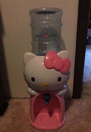 Hello kitty water dispenser for Sale in Litchfield, OH
