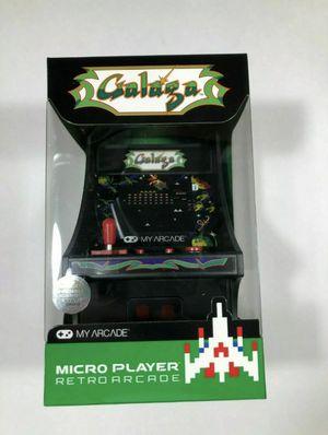 Galaga mini retro arcade game for Sale in New York, NY