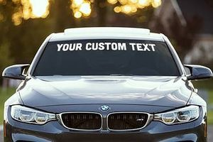 Windshield decals for Sale in Fresno, CA