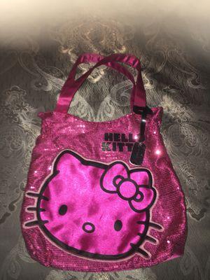 Hello Kitty purse/ tote for Sale in Victorville, CA