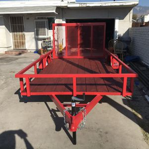 Utility Trailer for Sale in San Bernardino, CA