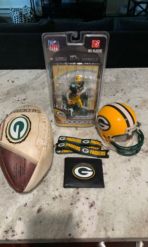 Green Bay Packers gift set for Sale in San Jose, CA