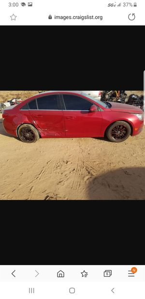 2011 Chevy Cruze parts for Sale in Norco, CA