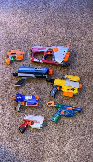Nerf Guns Toys for Sale in Scottsdale, AZ