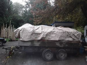 TRAILER 16FT×8FT for Sale in Fall City, WA