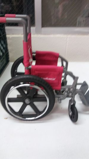 American girl doll wheel chair. for Sale in Westminster, CO