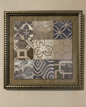Geometric Wall Picture for Sale in Tucson, AZ