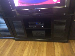 """Tv stand pier one """"plantation"""" for Sale in New York, NY"""