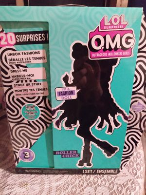 LoL OMG Roller Chick series 3 for Sale in Fresno, CA