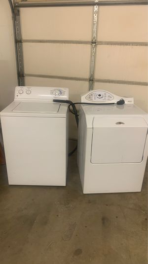 Washer & Dryer for Sale in Glendale, AZ