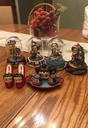 Betty Boop collection for Sale in Ronkonkoma, NY