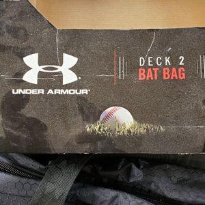 Under Armor Deck 2 Bat Bag for Sale in Gilbert, AZ