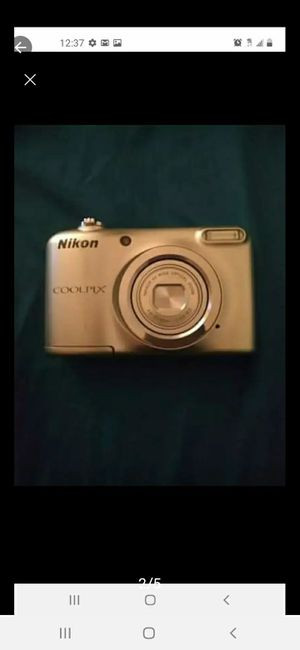 Nikon video and camera for Sale in Alvarado, TX