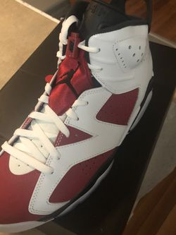 Air Jordan 6 Carmine for Sale in Vancouver,  WA