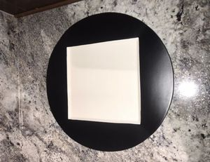 Kate Spade ♠️ Saturday Black and White Tray for Sale in Palos Hills, IL