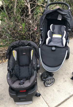 Britax stroller and car seat for Sale in Whittier, CA