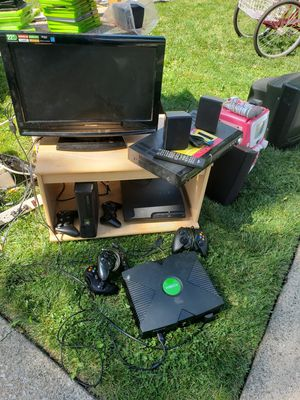 Ps3,x box 360,xbox for Sale in Chicago, IL
