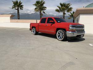2018 Chevy Silverado for Sale in Fontana, CA