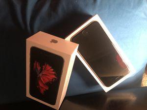 iPhone 6s buen estado en su caja no quebrado limpio para t-mobile desbloqueado for Sale in Houston, TX
