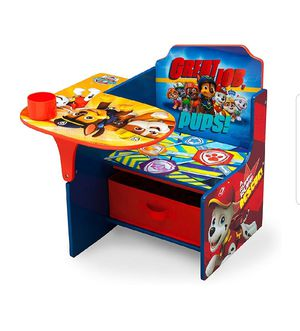 Kids Children Chair Paw Patrol Desk Storage Bin, Nick Jr. Nickolodeon BRAND NEW for Sale in Los Angeles, CA