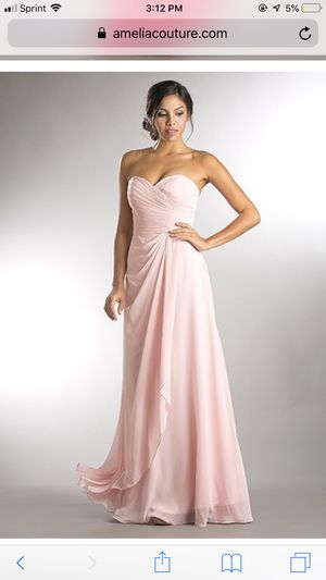 Bridesmaid Dress-Amelia Couture for Sale in Nashville, TN