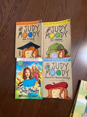 Judy Moody (7/8/9) and not bummer summer for Sale in Bartlett, IL