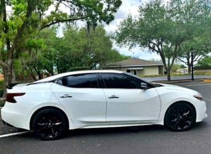 🚙 2016_Maxima V6, 3.5 Dual Zone Front Automatic Air Conditioning for Sale in Abilene, TX