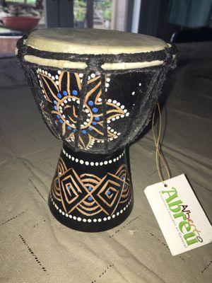 Rep dominicana mini bongo drum souvenir Alberto Abreu new for Sale in Rochester Hills, MI