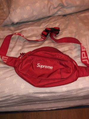 Supreme ss18 waist bag for Sale in Irvine, CA