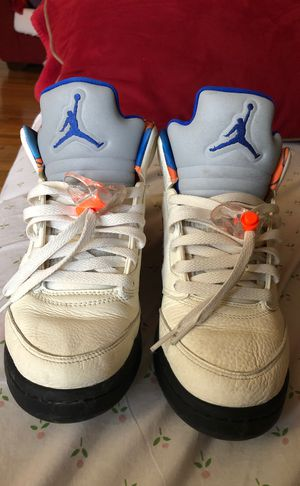 Air Jordan 5 International Flights for Sale in Forest Heights, MD
