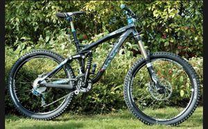 "Trek Scratch 9 Full Suspension Bike 15"" SM for Sale in Crownsville, MD"