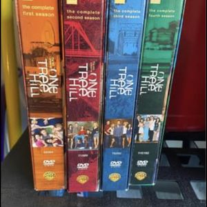 One tree hill seasons 1-4 for Sale in Las Vegas, NV