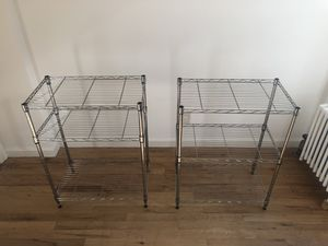 Chrome Wire Shelving for Sale in New York, NY