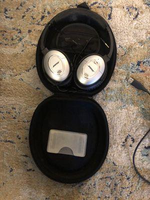 Bose Headphones Quiet Comfort 15 for Sale in Pasadena, CA