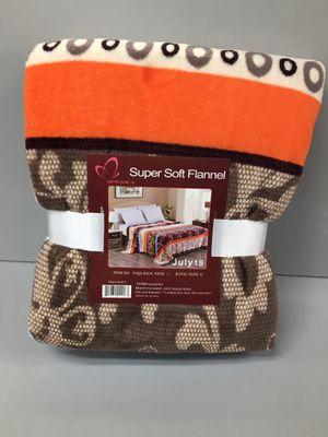 King size Super-soft Blanket Brand new for Sale in Salem, OR