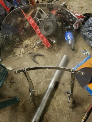 Harley davison windsheild for Sale in Silverwood, MI