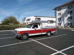 1995-96 Six pac truck camper for Sale in Phoenix, AZ