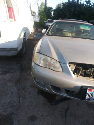 Parting out 2002 Mazda Millenia for Sale in Houston, TX