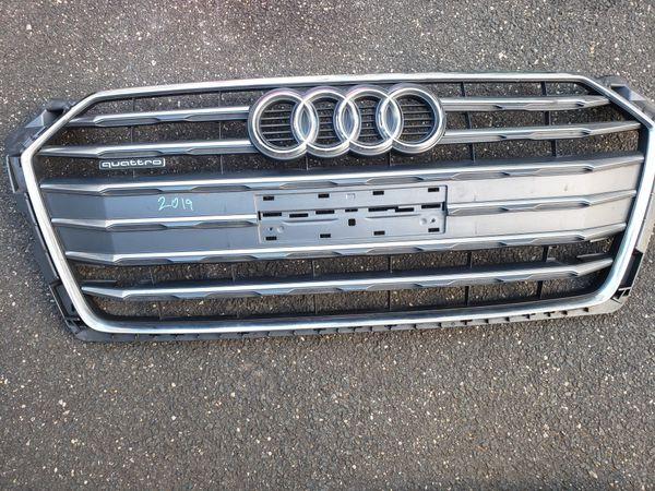 Audi grille quattro 2019