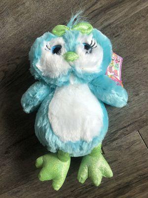 Kids plush stuffed animal toy owl for Sale in Tampa, FL