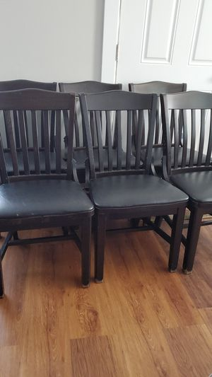 6 chairs for Sale in Durham, NC